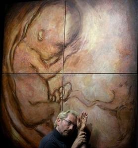"""Avant la naissance"" portraits de l'invisible"