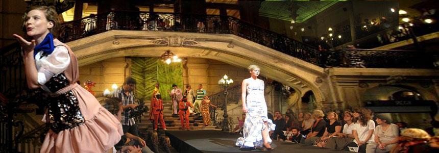 Défilé de Mode de la Fête des Vendanges de Montmartre