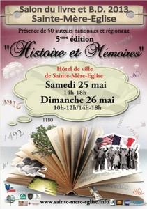 Histoire et Mémoires 2013