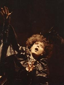 Les Adieux d'une cantatrice sans mémoire