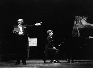 Un piano pour deux pianistes